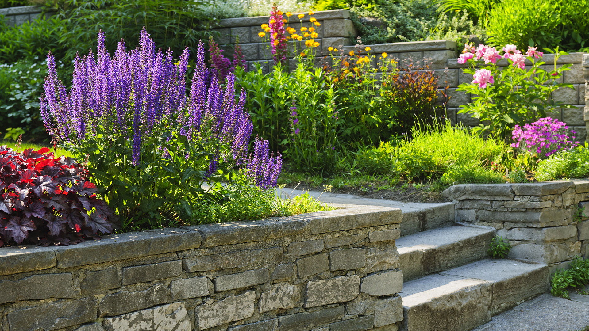 Montesano Hardscaping